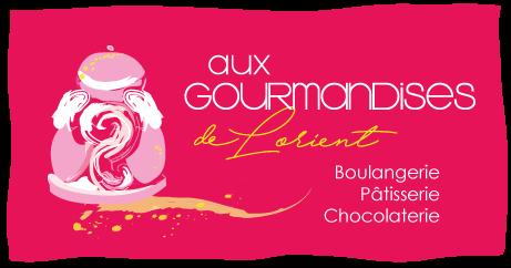 logo Aux Gourmandises de Lorient